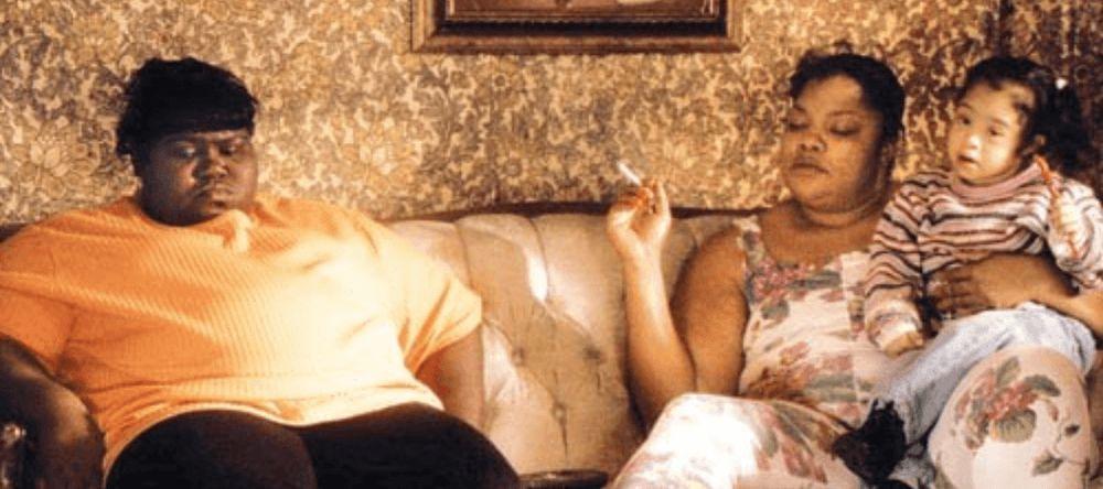 screenshot from movie Precious