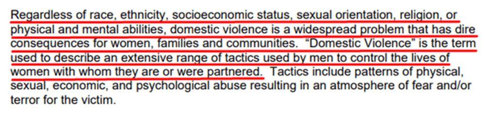 daip domestic violence
