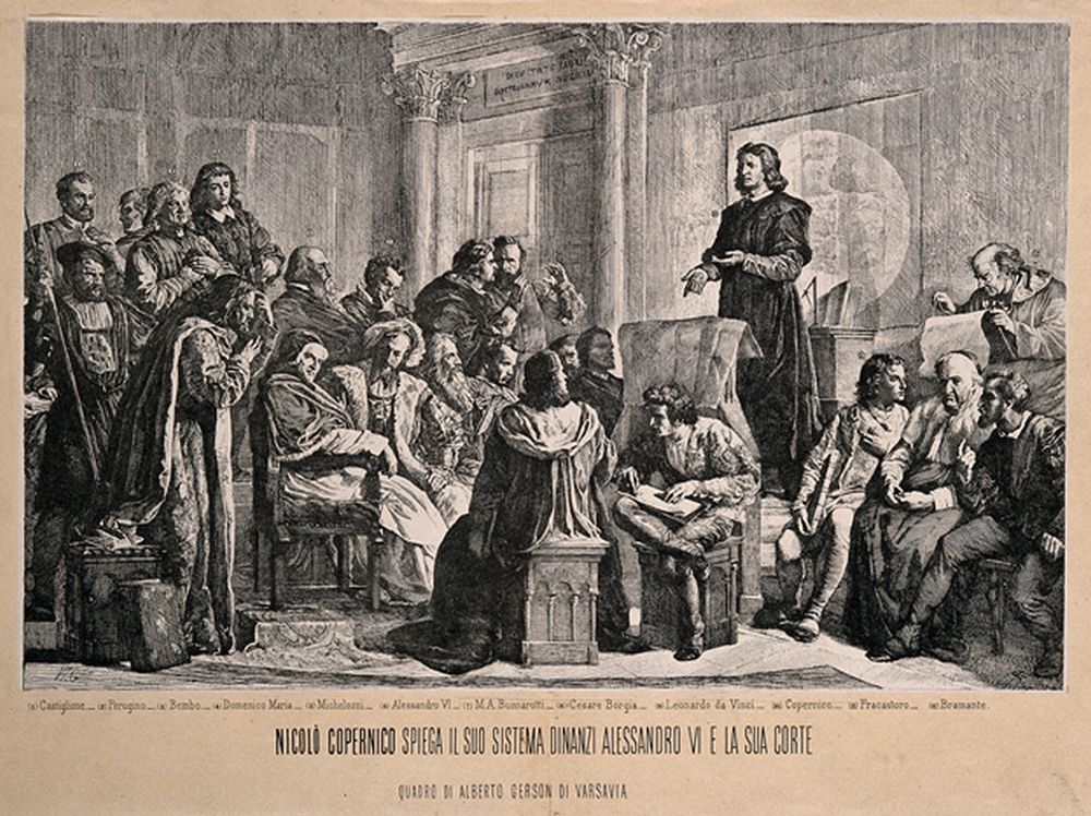 galileo and scientists